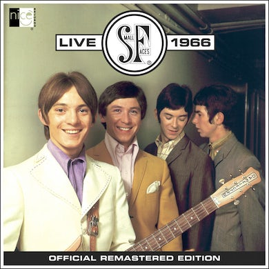 Small Faces LIVE 1966 CD