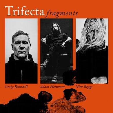 Trifecta FRAGMENTS CD