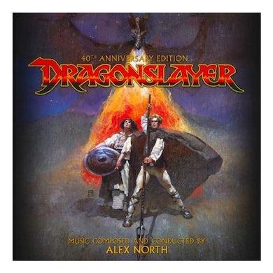 Alex North DRAGONSLAYER: 40TH ANNIVERSARY / Original Soundtrack CD