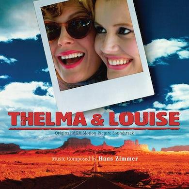 Hans Zimmer THELMA & LOUISE / Original Soundtrack CD