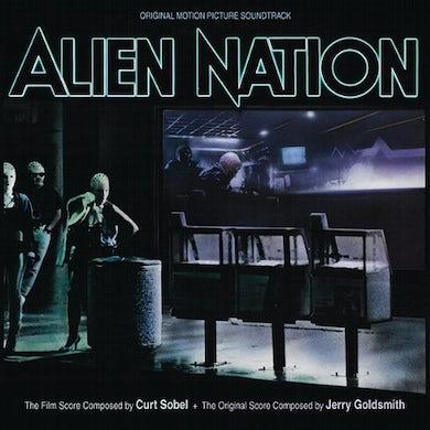 Jerry Goldsmith ALIEN NATION: THE USED & UNUSED SCORES / Original Soundtrack CD