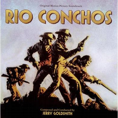 Jerry Goldsmith RIO CONCHOS / Original Soundtrack CD