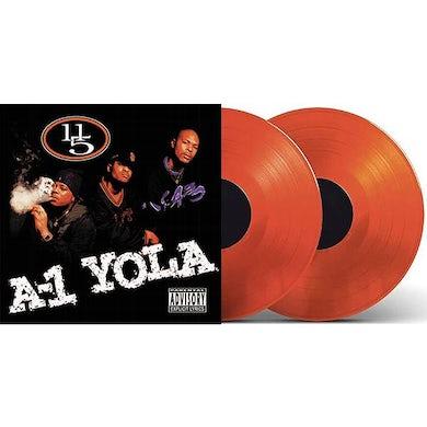 A-1 YOLA (NEON ORANGE VINYL) Vinyl Record