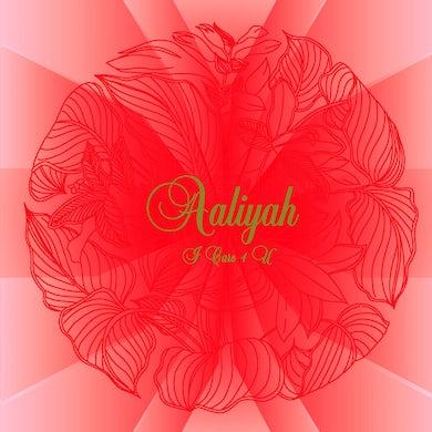 Aaliyah I CARE 4 U CD