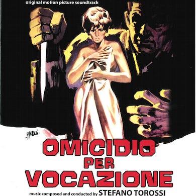 Stefano Torossi OMICIDIO PER VOCAZIONE / Original Soundtrack CD
