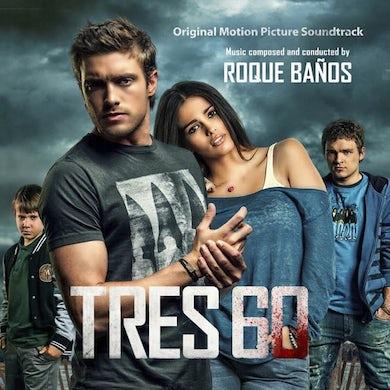 Roque Banos TRES 60 / Original Soundtrack CD