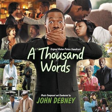 John Debney  THOUSAND WORDS / Original Soundtrack CD