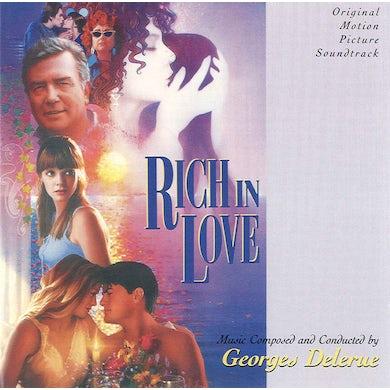 Georges Delerue RICH IN LOVE / Original Soundtrack CD
