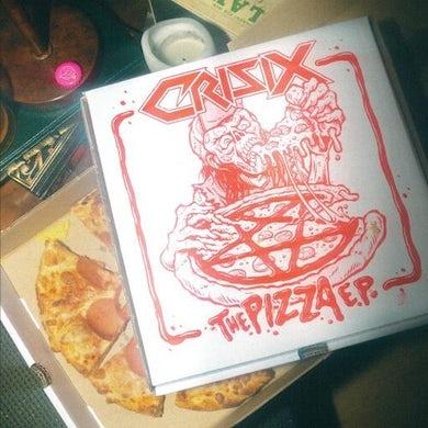 PIZZA EP (RED VINYL) Vinyl Record