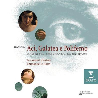 Handel ACI GALATEA E POLIFEMO CD