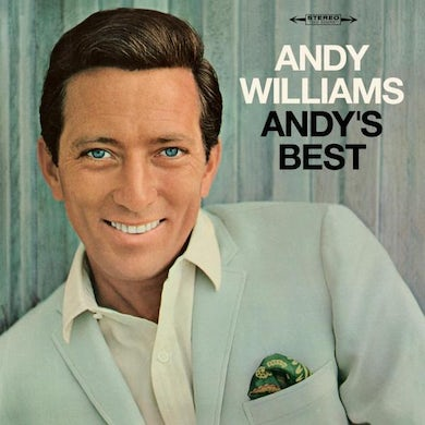 ANDY'S BEST: HIS 20 TOP HITS Vinyl Record - UK Release