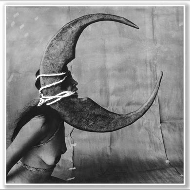 MOONLOVER (BLACK IN RED VINYL) Vinyl Record