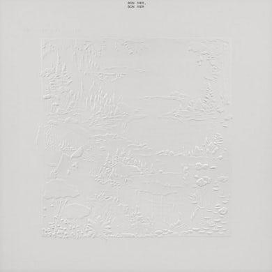 BON IVER BON IVER (10TH ANN. ED) (WHITE VINYL) Vinyl Record
