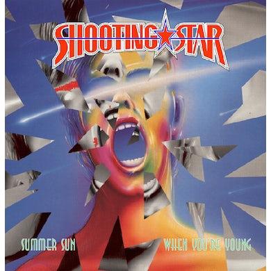 Shooting Star SUMMER SUN / WHEN YOU'RE YOUNG (YELLOW OPAQUE) Vinyl Record