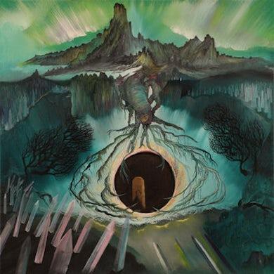 MOSS GREW ON THE SWORDS & PLOWSHARES ALIKE (GREEN) Vinyl Record