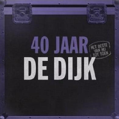 De Dijk 40 JAAR: HET BESTE VAN NU TOT TOEN (2LP/LIMITED/PURPLE VINYL/180G/GATEFOLD/NUMBERED/IMPORT) Vinyl Record
