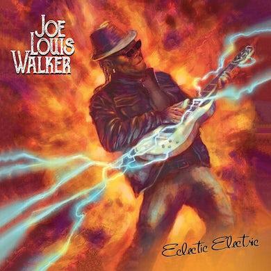 ECLECTIC ELECTRIC (RED VINYL) Vinyl Record