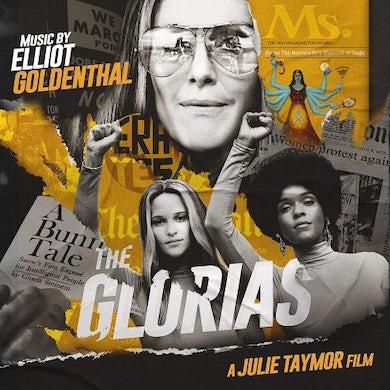 Elliot Goldenthal GLORIAS / Original Soundtrack Vinyl Record