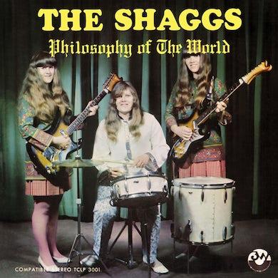 Shaggs PHILOSOPHY OF THE WORLD (GREEN VINYL) Vinyl Record
