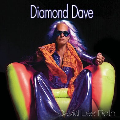 David Lee Roth DIAMOND DAVE (PINK VINYL) Vinyl Record