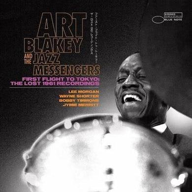 Art Blakey / Jazz Messengers FIRST FLIGHT TO TOKYO: THE LOST 1961 RECORDINGS Super Audio CD