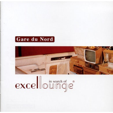IN SEARCH OF EXCELLOUNGE Vinyl Record
