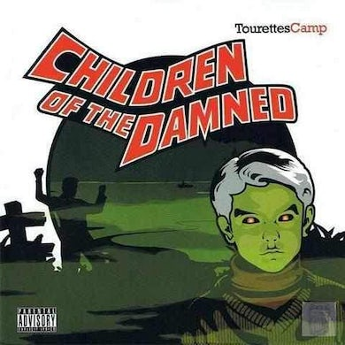 Children of The Damned 'Tourettes Camp' (CD)