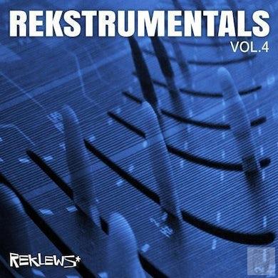 Reklews 'Rekstrumentals Vol.4' (CD)