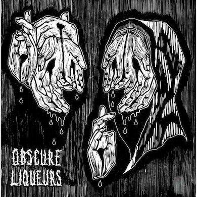 """Jam Baxter - Obscure Liqueurs (Limited Edition Black 12"""" Vinyl REPRESS)"""