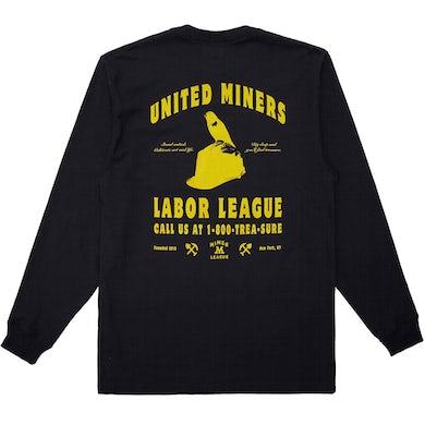 Andy Mineo x Carhartt 'United Miners' Long Sleeve Tee