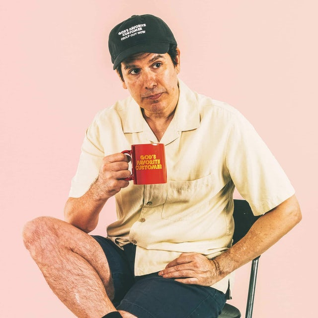 Father John Misty 'GFC' Coffee Mug