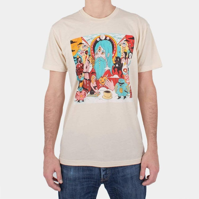 Father John Misty 'Fear Fun' T-Shirt