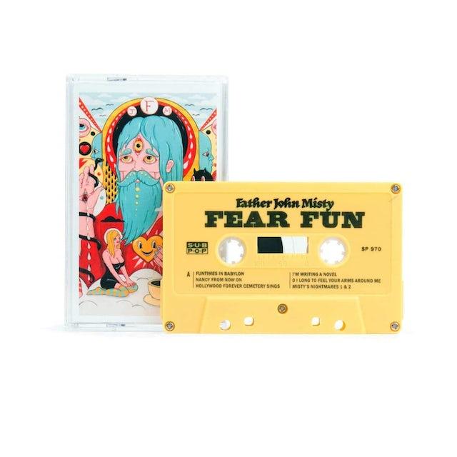 Father John Misty 'Fear Fun' Cassette