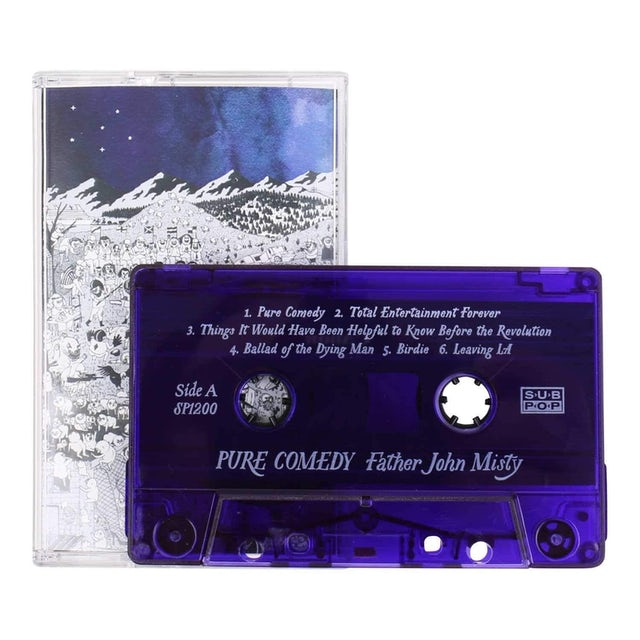 Father John Misty 'Pure Comedy' Cassette