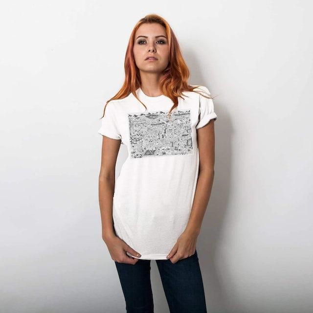 Father John Misty PC Album Unisex T-Shirt - White