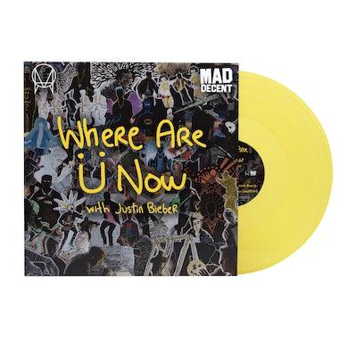 Jack Ü 'WHERE ARE Ü NOW (featuring Justin Bieber)' Vinyl