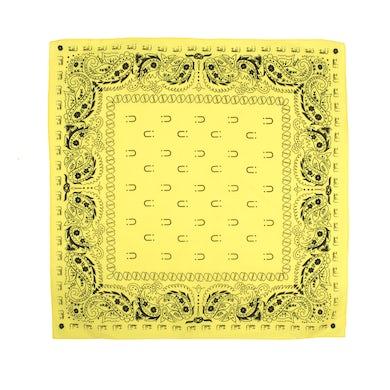'JACK Ü' Yellow Bandana