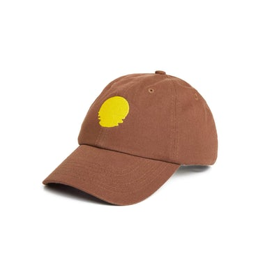 Khalid 'Suncity' Dad Hat + Digital Download - Chocolate