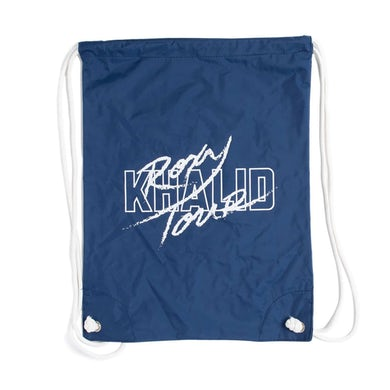 Khalid 'Roxy Tour' Drawstring Bag