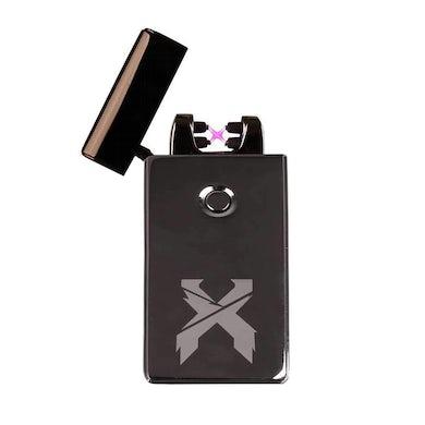 Excision X Flame Lighter - Brushed Black Version 2.0