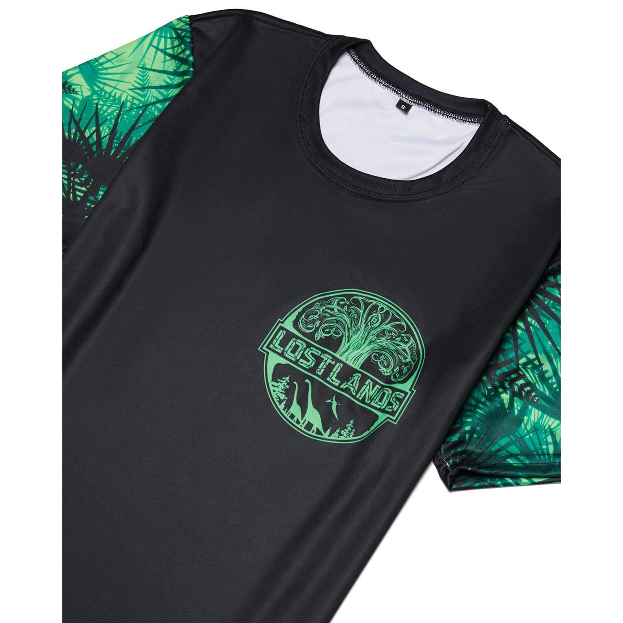 3ecbf20e6 Excision Official Lost Lands 2018 T-Shirt (Black/Green). Touch to zoom