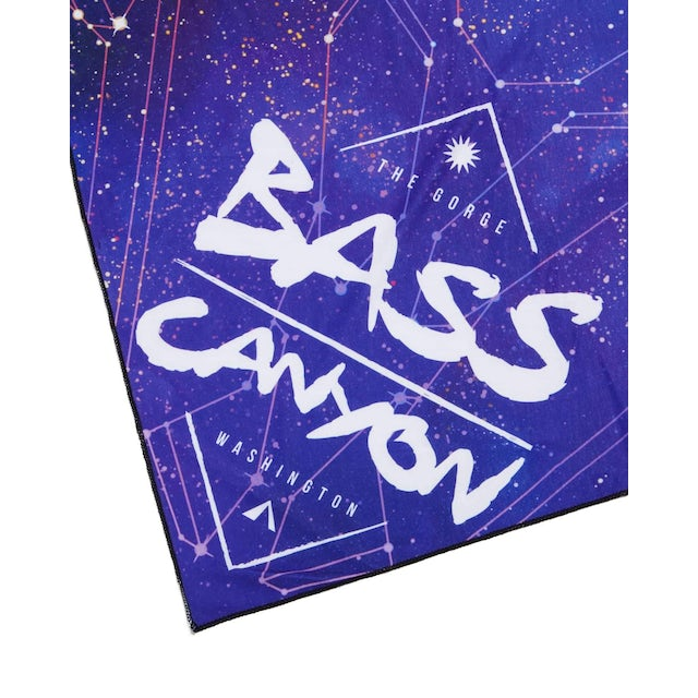 Excision Official Bass Canyon Bandana - Midnight