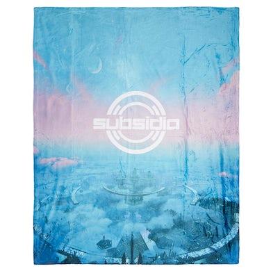 Excision 'Subsidia' Dye Sub Blanket - Dawn