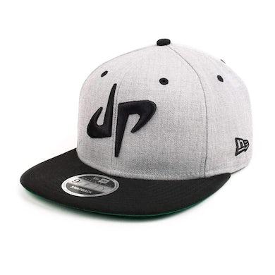 Dude Perfect DP x New Era 9Fifty Snapback // Gray + Black