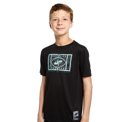 Dude Perfect Crushing The Gridiron 4 Reflective Performance Tee