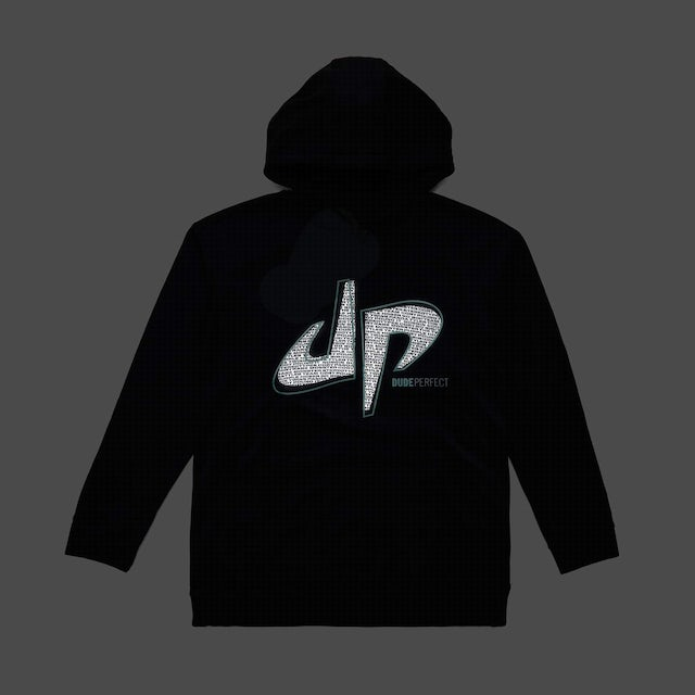 Dude Perfect Pound It Reflective Performance Hoodie