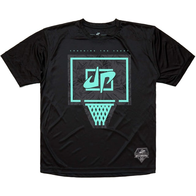 Dude Perfect Crushing The Court IV Performance Tee