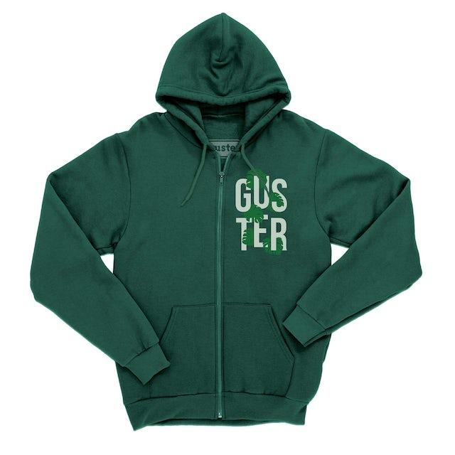 Guster 'Monstera' Zip Up Hoodie