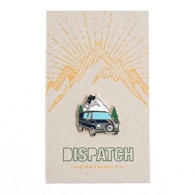Dispatch 'Wimpy' Enamel Pin