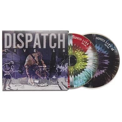 Dispatch 'Live 18' Live CD